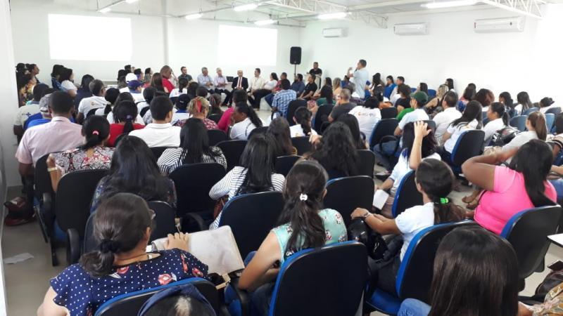 Oeiras lança projeto de prevenção da gravidez na adolescência