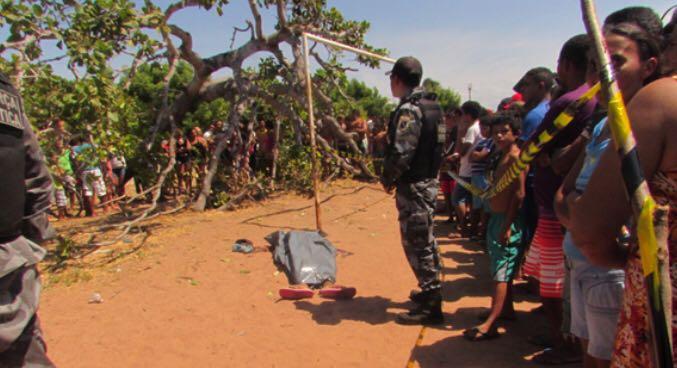Homem é morto com um tiro na cabeça no Piauí