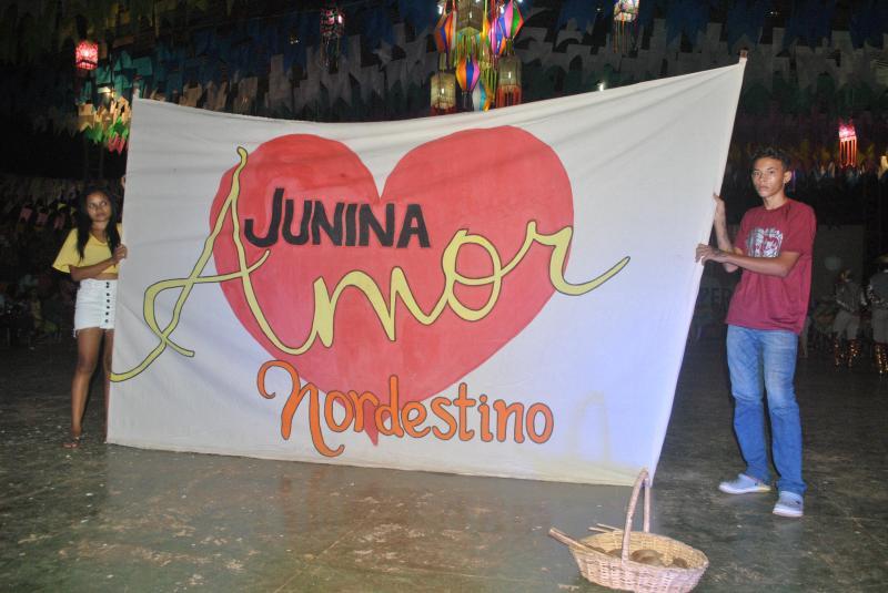 Amor Nordestino | Penúltima quadrilha a se apresentar no Festival Julino