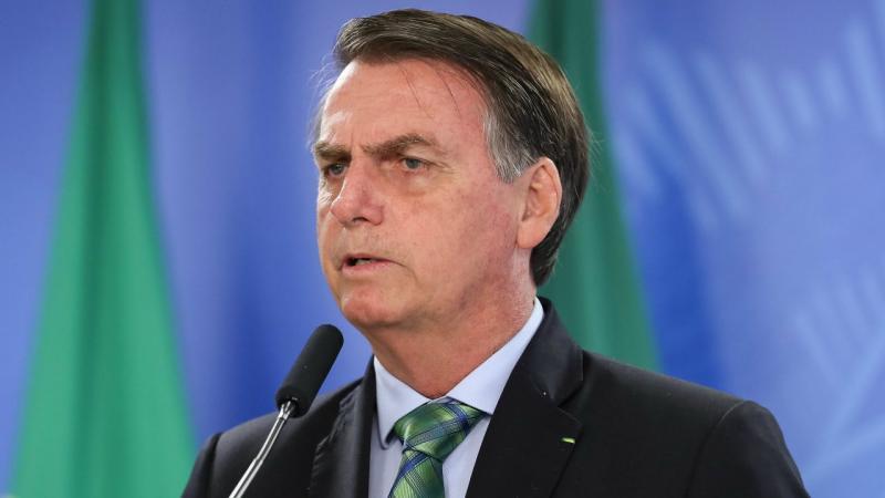 Bolsonaro diz que não existem pessoas passando fome no Brasil
