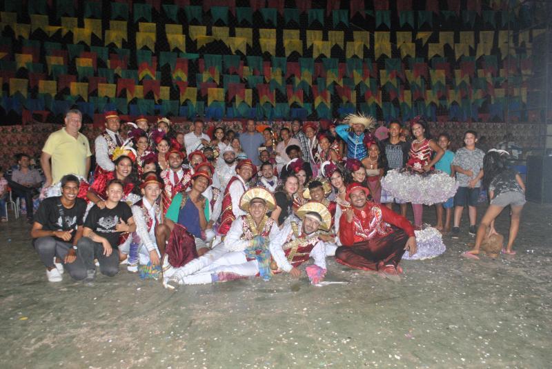 MANDACARU | Grande campeã do Festival Julino em Campo Largo-PI