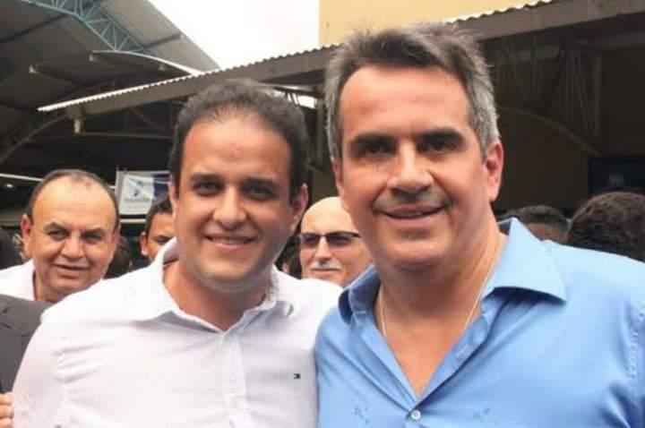 Prefeito Diego Teixeira anuncia obras avaliadas em 955 mil em Amarante