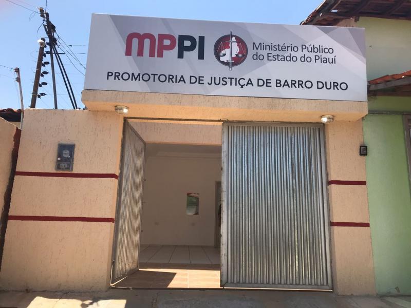 MP ingressa ações contra prefeituras de Barro Duro e Passagem Franca