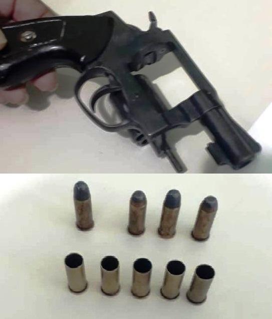 Bandido é baleado ao tentar assaltar comércio em Parnaíba