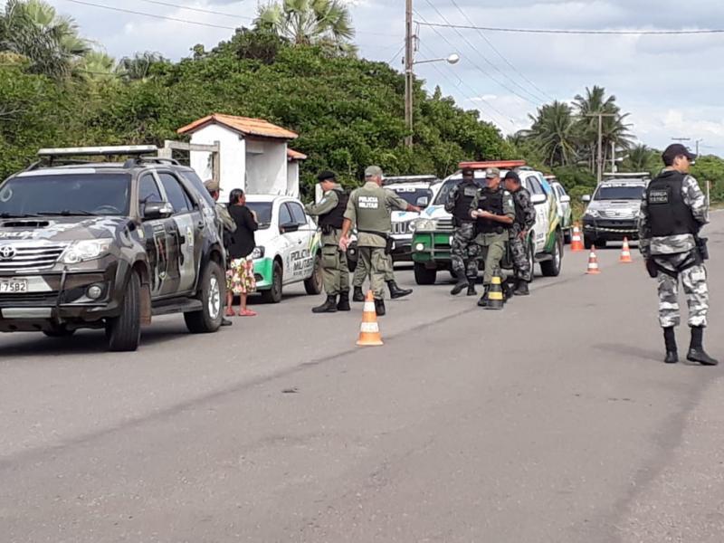 Deficiente mental mata policial e é morto por outro PM no Piauí