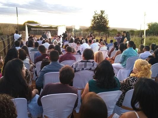 Carlos André e Tatyele o casamento do ano em Colônia do Gurgueia