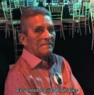 Prefeito emite Nota de Pesar pela morte do ex-vereador Elias Rodrigues