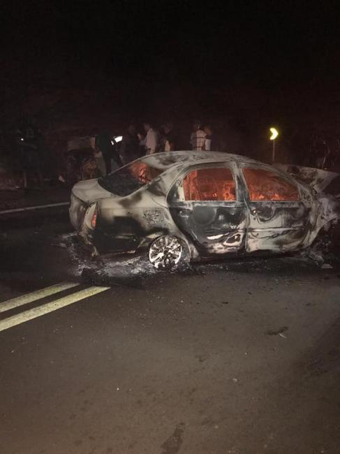 Grave acidente na BR-230 deixa duas vítimas fatais