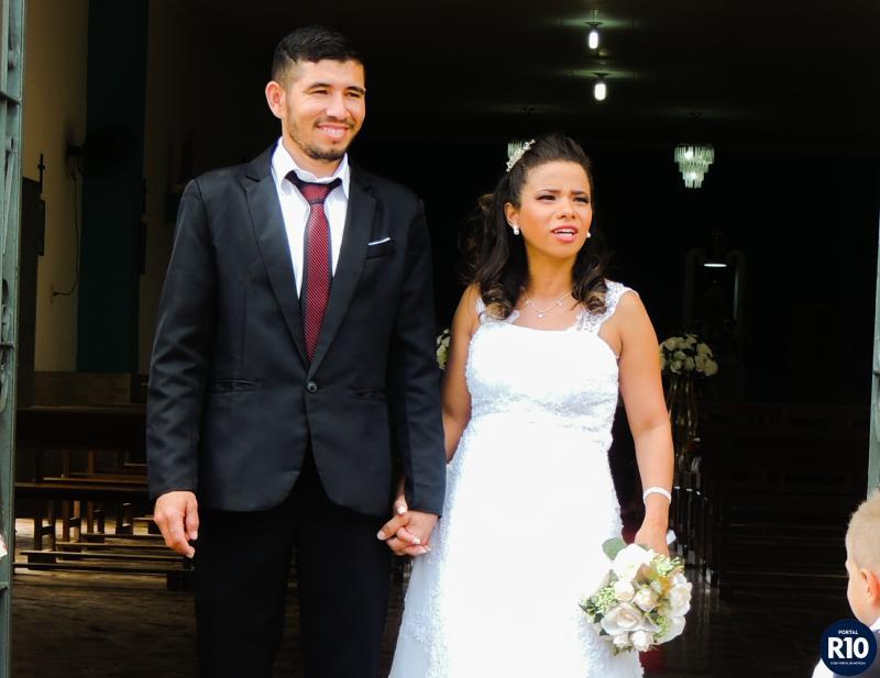 CASAMENTO | Do casal Carol e Ismael em Campo Largo do Piauí-PI