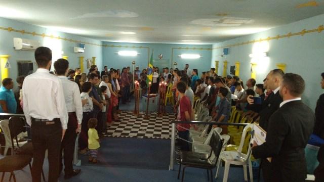 Maçonaria apresenta a S. Mendes belo projeto para jovens adolescentes