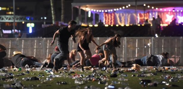 Tiroteio em festival mata 50 e fere 200 em Las Vegas, nos EUA