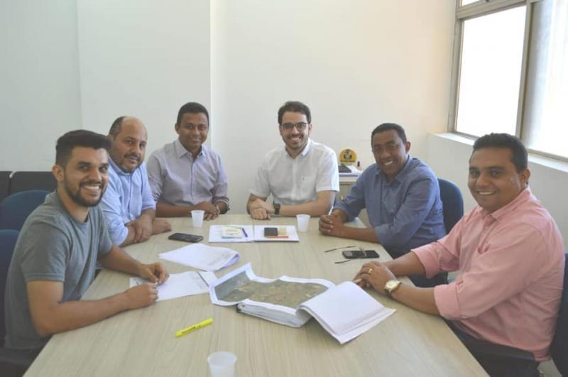 Obras de pavimentação poliédrica estão garantidas no Bairro Cajueiro II