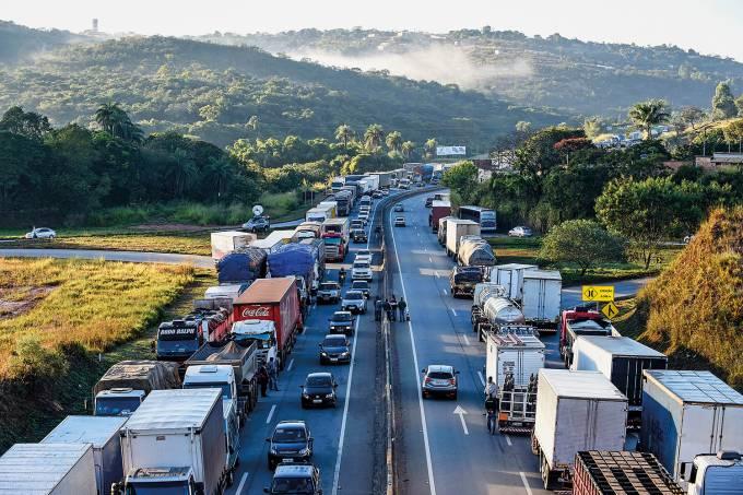 Governo quer evitar uma nova paralisação dos caminhoneiros