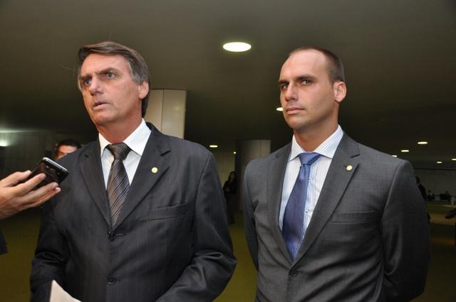 PGR investiga deputado Bolsonaro por ameaça de morte