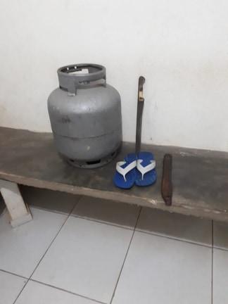 BENEDITINOS: Policia prende homem acusado de arrombamento a residências