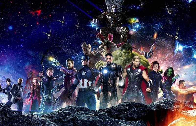 11 filmes e séries que a Marvel vai lançar até 2021