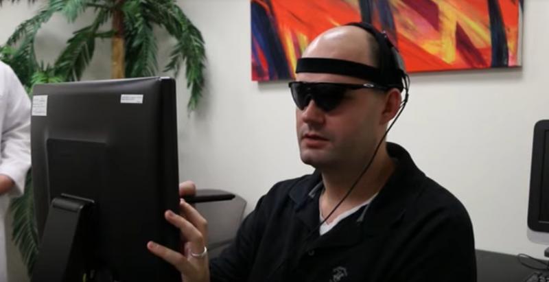 Implantes permitem que cegos recuperem a visão parcialmente