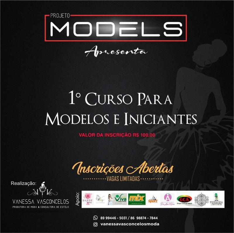 Projeto Model's  abre novas inscrições para curso de Modelo em Picos