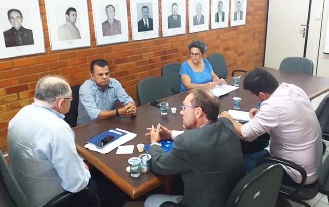 Dó Bacelar busca parcerias para revitalizar lagoa do Marruás Velho