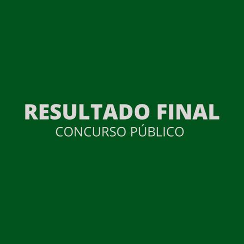 Divulgado o resultado final do concurso público da Prefeitura de Floriano