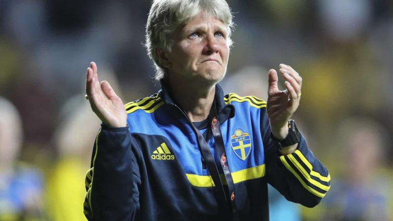 CBF confirma sueca para comandar seleção brasileira feminina
