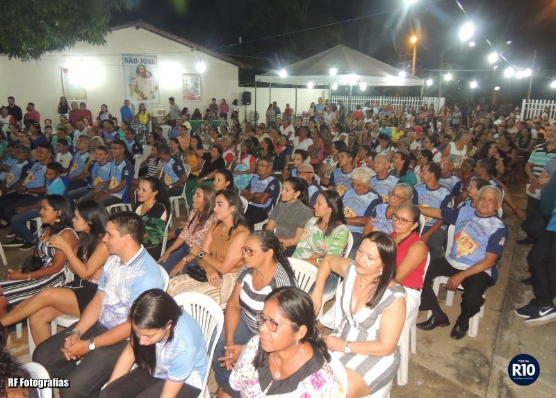 NOVENÁRIO| 7ª Noite dos festejos São José em Campo Largo do Piauí-PI