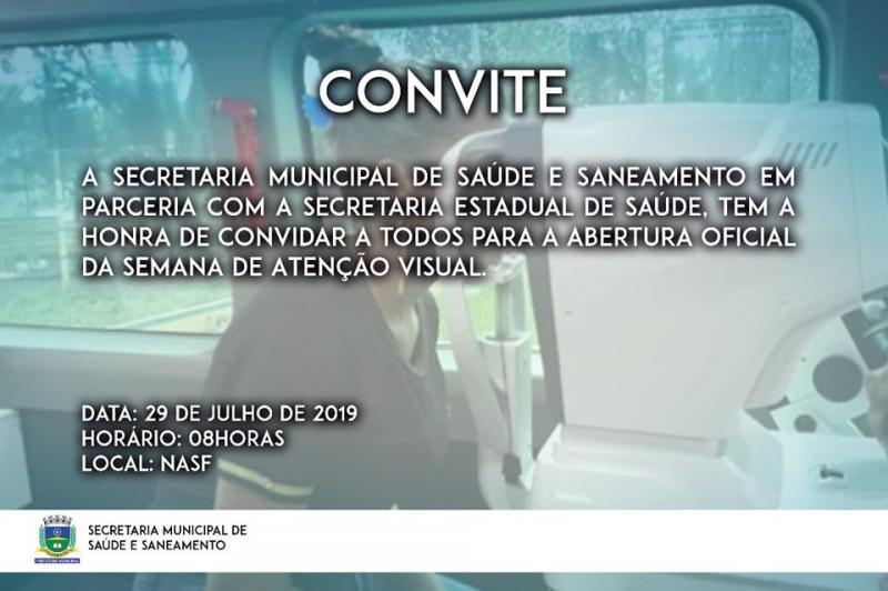 Prefeitura Municipal de Corrente realiza mutirão oftalmológica