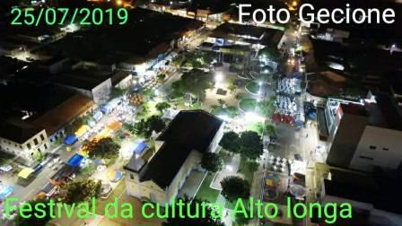 Iniciou-se, com  muito sucesso, em Alto Longá o XI FESTIVAL DA CULTURA