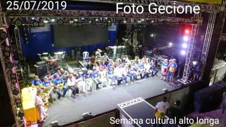 Tudo o que aconteceu no primeiro dia do Festival da Cultura em Alto Longá