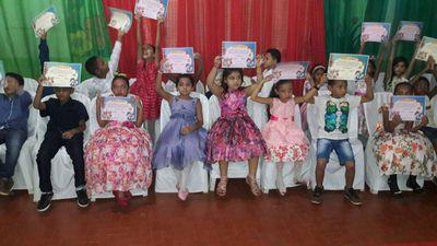 Escola Municipal Alexandrino Mousinho realiza formatura dos Doutores do ABC