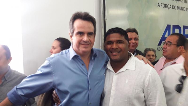Prefeito Dr. Manoel Júnior, consegue 250 mil para melhorias Sanitárias na zona rural