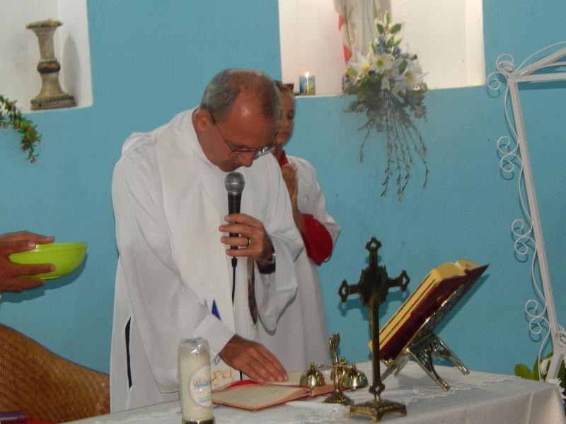Comunidade Rural realizará suas festividades religiosas