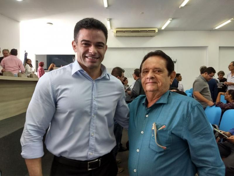 Dr. Wagner Coelho participa de anúncio da Funasa na APPM