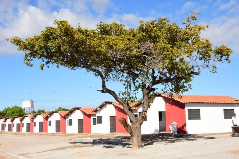 Novo conjunto habitacional de Floriano está quase pronto