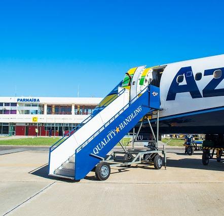Ofertas de voos para o município de Parnaíba será ampliada