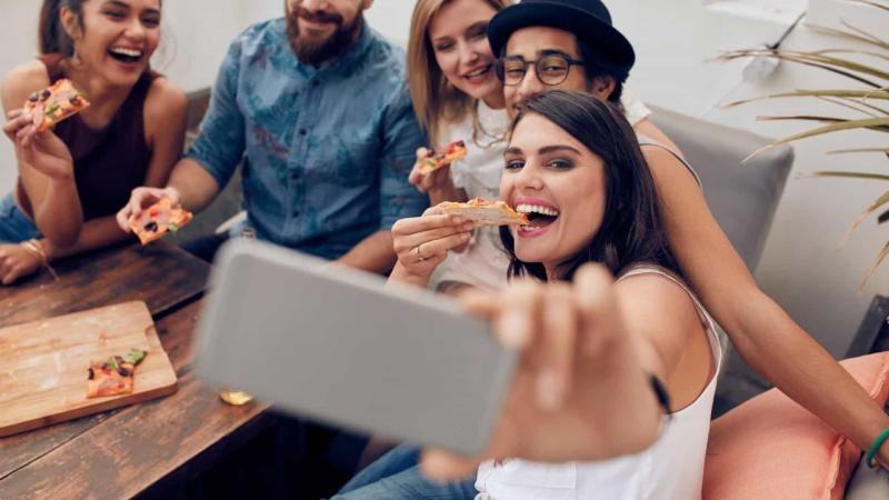Uso de smartphones pode contribuir para ganho de peso