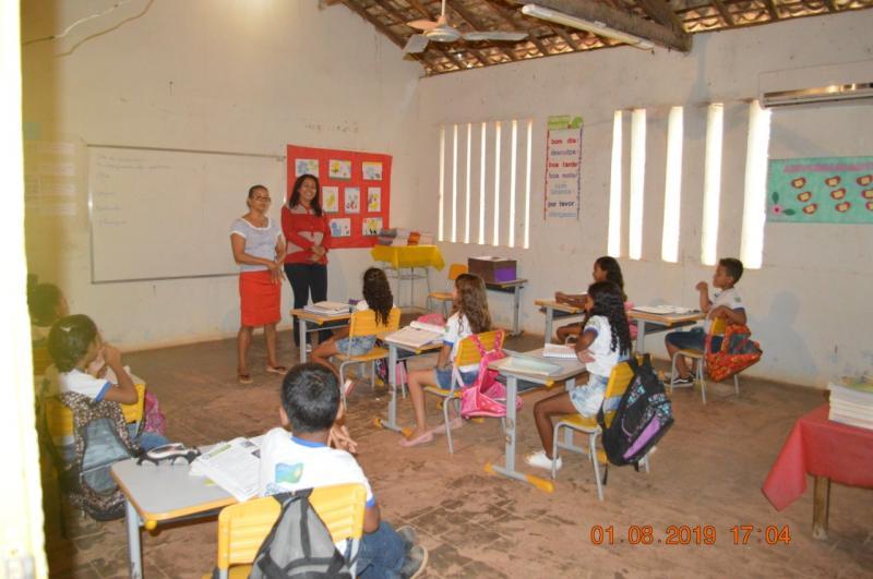 Doquinha visita as comunidades Lagoa Cercada e Solta distritos da cidade