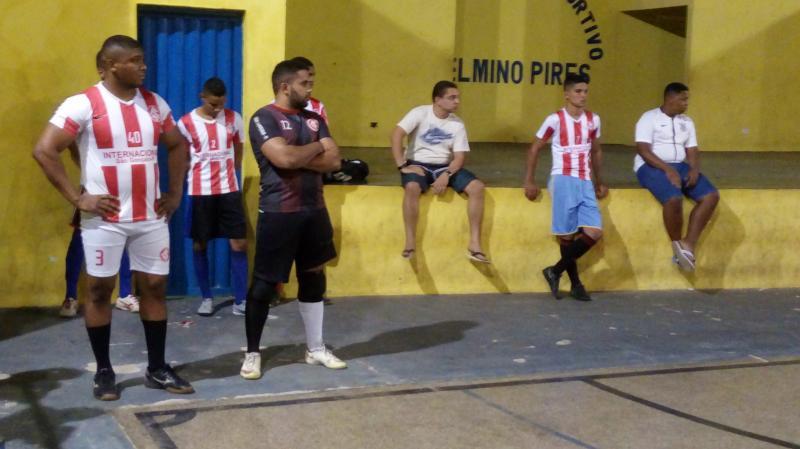 São Gonçalo do Piauí | Internacional vence Campeonato Municipal de Futsal