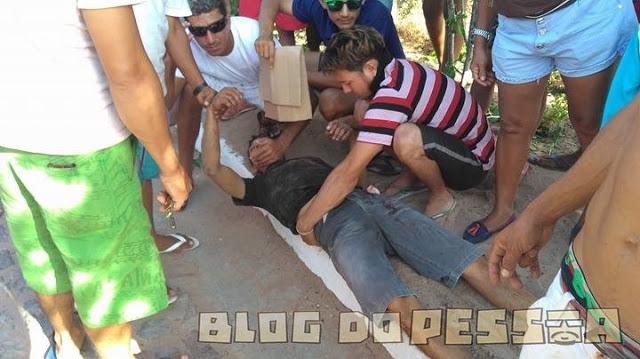 Homem é esfaqueado na barriga após discussão no litoral do Piauí