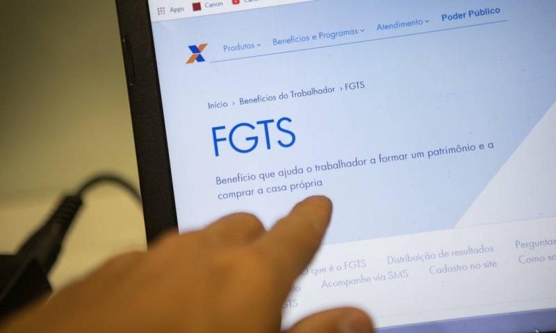 Confira o calendário de saques do FGTS divulgado pela Caixa