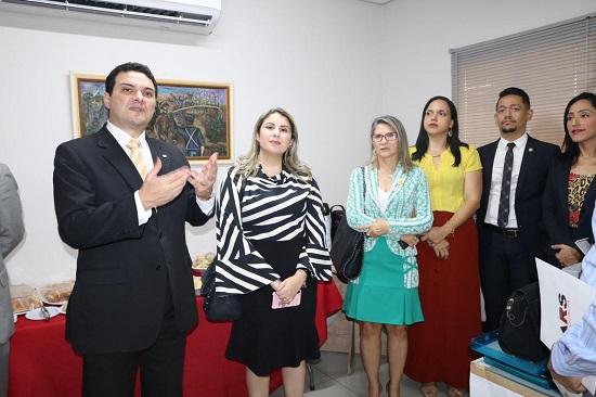 """OAB Piauí dá início à Campanha """"Café nos Fóruns"""" no OAB Office"""