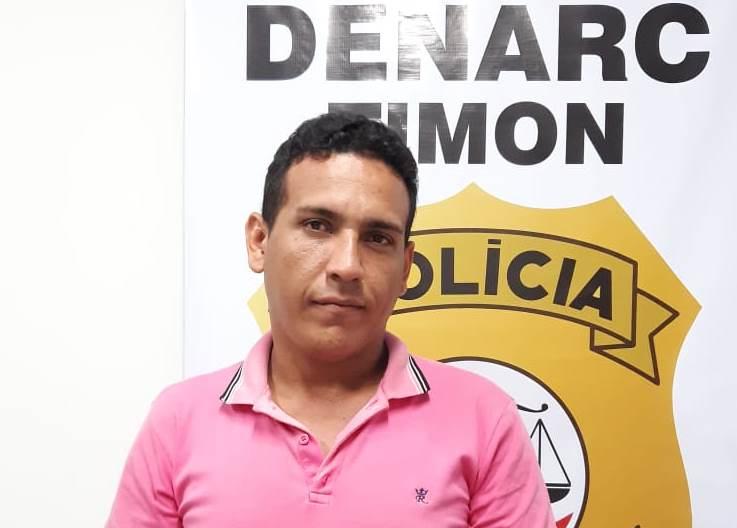 Denarc/Timon prende traficante que tentou subornar policiais