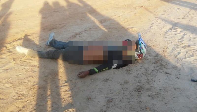Motociclista morre após cabo de aço atingir seu pescoço no Piauí