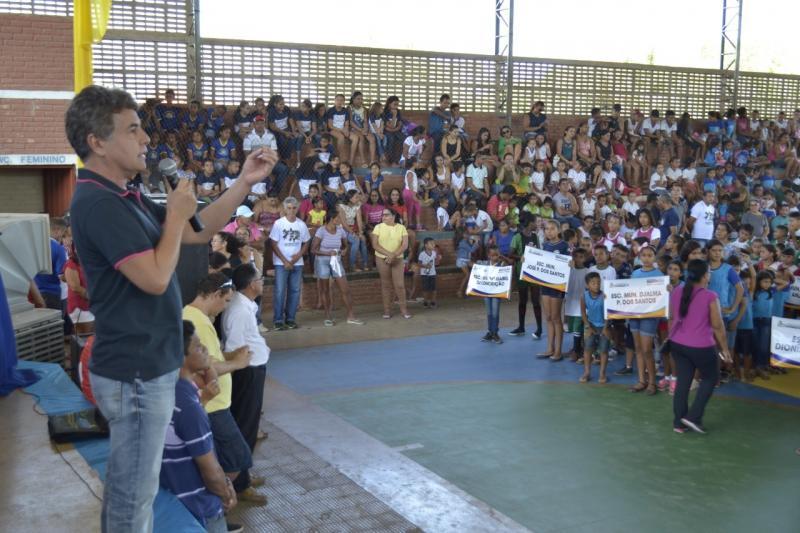 Prefeitura de Monsenhor Gil realiza Olimpíada Esportiva 2019