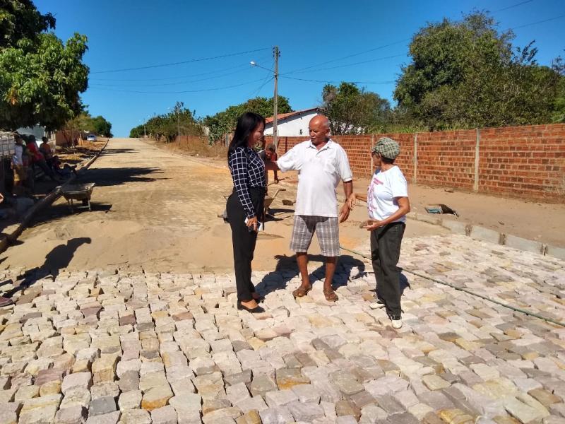 Gestão da prefeita Doquinha coloca Colônia do Gurgueia em desenvolvimento
