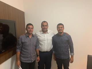 Pré-Candidato em Luís Correia Raphael Silva se reuniu com Georgiano