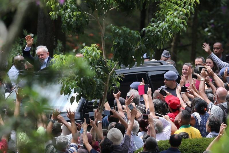 ACOMPANHE o que aconteceu com Lula desde a denúncia no caso triplex