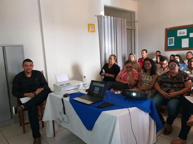 Prefeitura de Corrente adota gestão digital