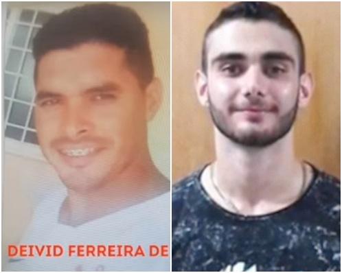 Suspeito chora e pede perdão por matar estudante Gabriel Brenno