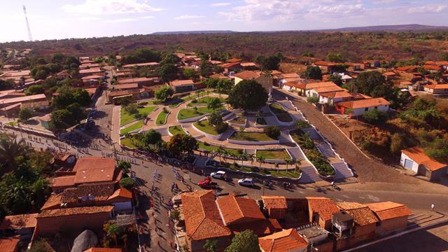 Francinópolis é beneficiada com o Projeto Avançar Cidades